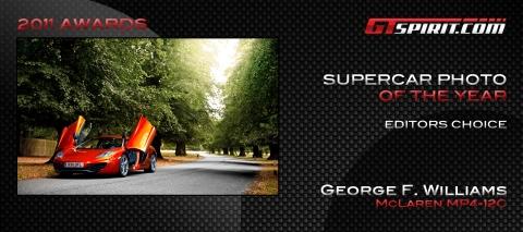 Supercar Photo of the Year 2011 Editors' Choice