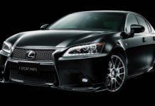 TRD Accessory Program for 2013 Lexus GS