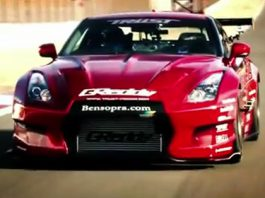 Video 1250hp GReddy 35RX GT-R at Fuji Speedway