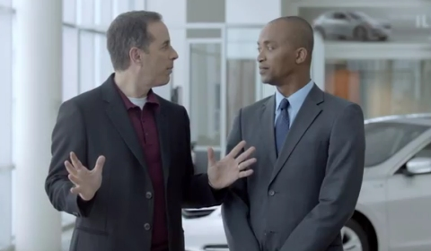 Video 2012 Acura NSX Super Bowl Commercial
