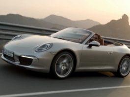 Video 2013 Porsche 911 (991) Carrera S Cabriolet Promo