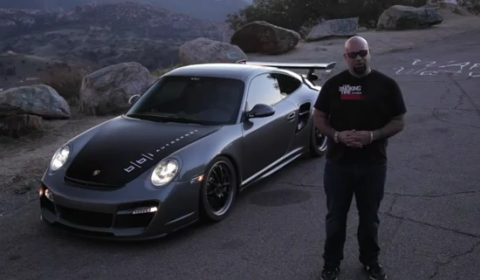 Video: 650hp BBi Autosport Porsche 997 Turbo S