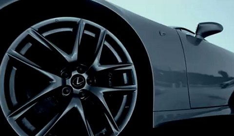 Video Lexus LFA by Zak Kerbelis & Clash Production