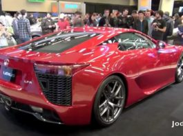 Video Montreal International Auto Show 2012 Highlights