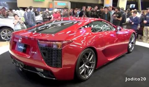 Video Montreal International Auto Show 2012 Highlights