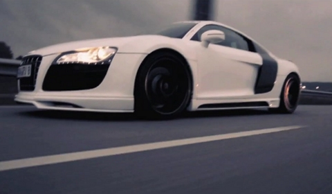 Video Of The Day Audi R8 by Format67.net