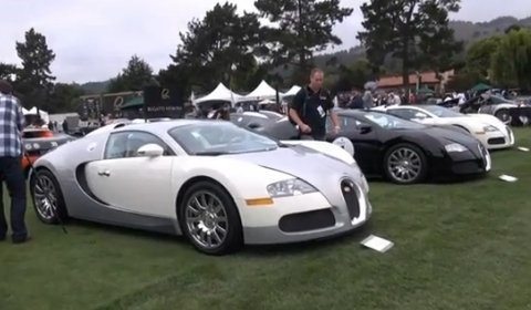 Video Top 10 Supercar Moments of 2011