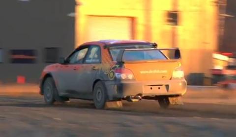 Video Tuned & Matt Farah Visit Dirtfish Rally School