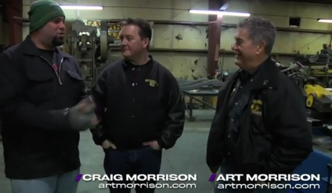 Video Tuned Talks Chassis with Art Morrison
