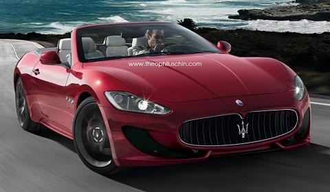 2013 Maserati GranCabrio Sport
