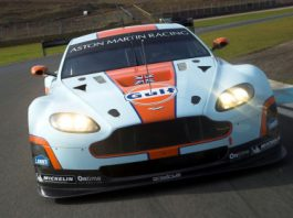 Aston Martin Racing Confirms Return in Le Mans and FIA World Endurance Championship