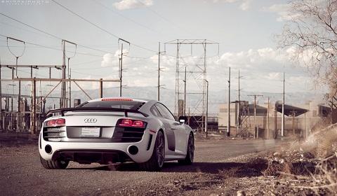 Audi R8 GT by Jordan Shikari