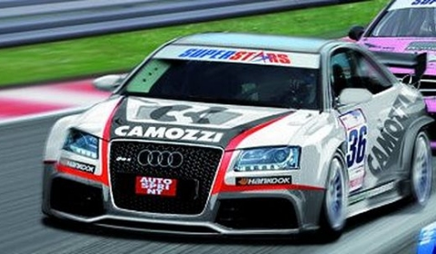 Audi RS5 Joins International Superstars Series