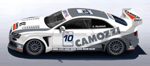 Audi RS5 Joins International Superstars Series 01