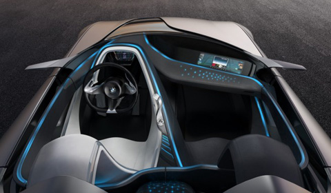 BMW Vision ConnectedDrive Concept Car