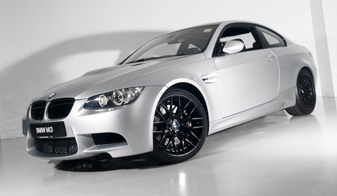 Eight BMW M3 Coupe Competition Editions for Singapore