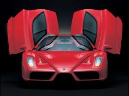 Ferrari Enzo Front Doors Open