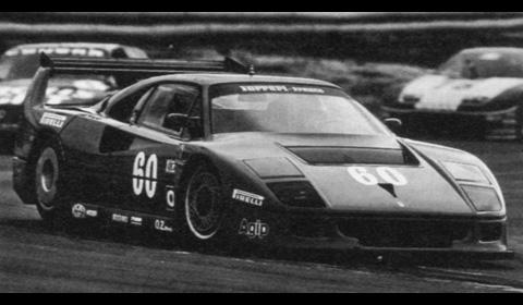 Ferrari F40 LM IMSA Alesi