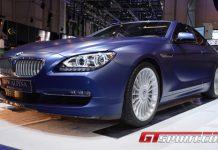 Geneva 2012 BMW Alpina B6 BiTurbo with power upgrade