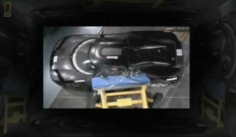 Koenigsegg Agera Crash Test