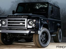 Land Rover Defender Limited Edition by Prindiville Design