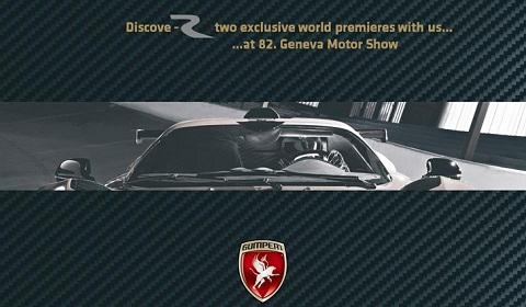 New Gumpert Supercar Teaser