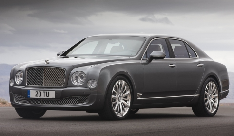 Official Bentley Mulsanne Mulliner Driving Specification
