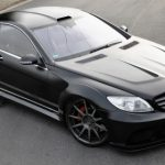 Official Prior Design Mercedes CL C216 Black Edition
