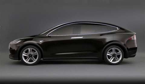 Official Tesla Model X