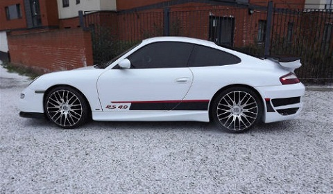 Porsche 911 GT3 RS 4.0 Replica Kit For Sale