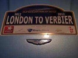 Video DodgeBall Supercar Rally 2012 - London Arrivals