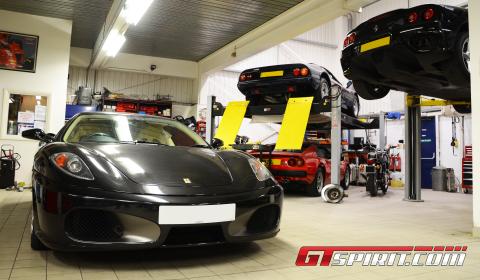 Dealer Visit Autofficina UK Headquarters 01