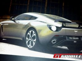 Exclusive First Official Pictures Production Aston Martin V12 Zagato