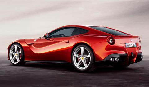 2012 Ferrari on Ferrari Has Officially Revealed Their Brand New 2013 Ferrari F12