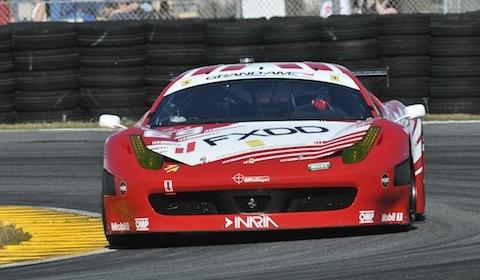 Ferrari 458 Joins Grid FIA GT1 World Championship