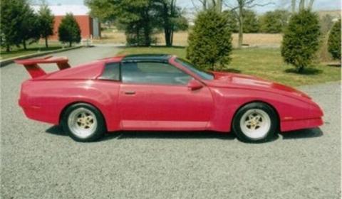 For Sale 1985 Ferrari F40-F50 Styled Replica 01