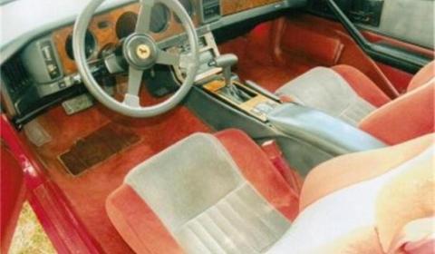 For Sale 1985 Ferrari F40-F50 Styled Replica 02