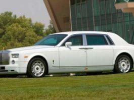For Sale Armored Rolls-Royce Phantom Extended Wheelbase