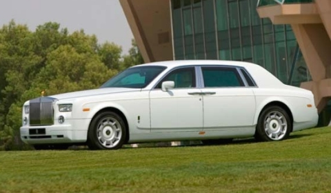 For Sale Armored Rolls-Royce Phantom Extended Wheelbase