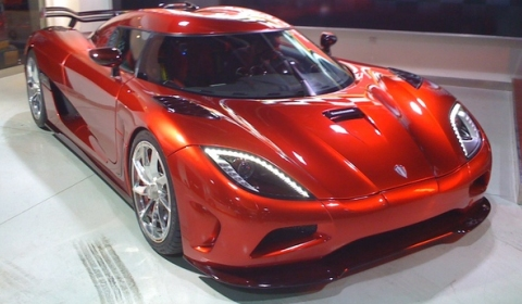 For Sale First Koenigsegg Agera R