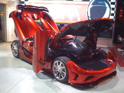 For Sale First Koenigsegg Agera R 01