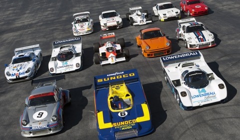 For Sale Historic Porsche Collection at Amelia Island Auction