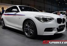 Geneva 2012 BMW Concept M135i