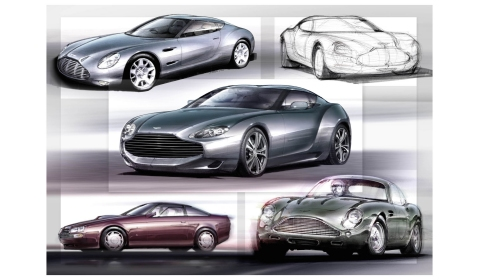 History of Aston Martin and Zagato Collaboration