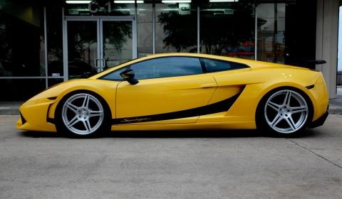 Lamborghini Gallardo Superleggera by EVS Motors 01