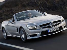 Official 2013 Mercedes-Benz SL 63 AMG