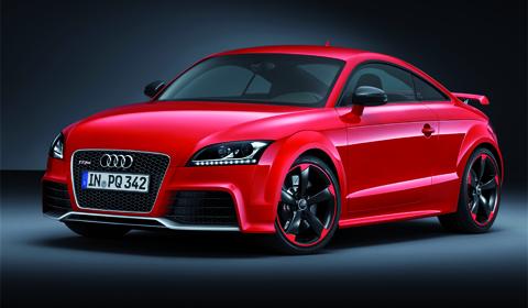 Official Audi TT RS Plus