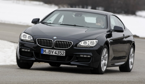 Official BMW 640d xDrive Coupe and Convertible