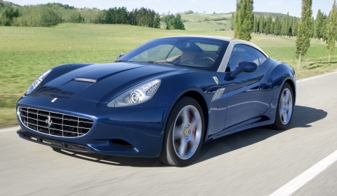 Official Ferrari California Lightweight with Handling Speciale Package