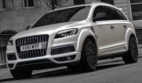 Official Kahn Design Widetrack Audi Q7